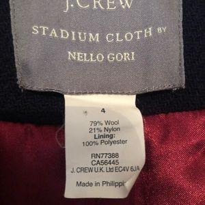 J. Crew Jackets & Coats - JCrew Peacoat, Navy Blue